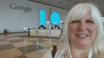 Selfie at Google IO 2014